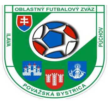 Oblastný futbalový zväz Považská Bystrica