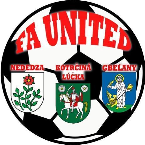 Futbalová akadémia UNITED Nededza-Kotrčiná Lúčka-Gbeľany