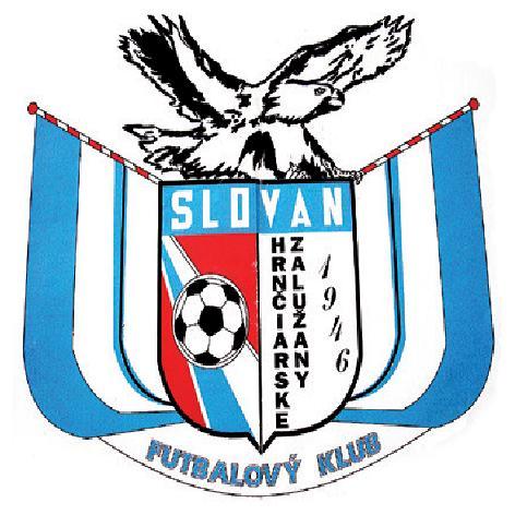 """TJ """"Slovan"""" Hrnčiarske Zalužany"""